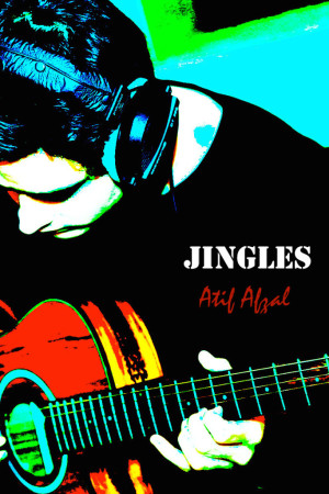 Jingles album - Mistral and Stencil fonts